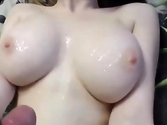 Monstrous Mounds on Young Girlfriend