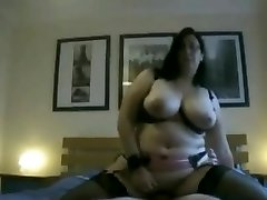 Plump big beautiful doll girlfriend luved to ride my schlong each afternoon