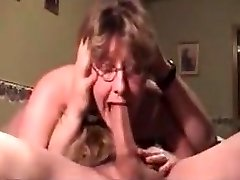 Humiliated Ugly Mature Is Still Able To Make Cock Get Larger Hard While Throated8