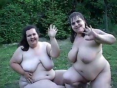 Two Ugly PLUS-SIZE Lesbians