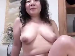 Japanese ugly BBW Mature Creampie Junko fuse 46years