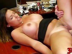 Danica Dillan Humped At The Office