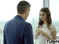 TUSHY Riley Reid First Anal
