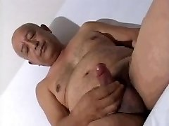 Japanese elderly man 124