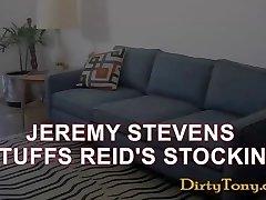 Jeremy Stevens Stuff's Reid's Stockings