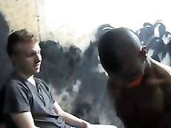 dark dude spanked by boyfriend