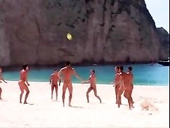 VINTAGE STR8 CHAPS VACATION NAKED IN PARADISE -(���)-