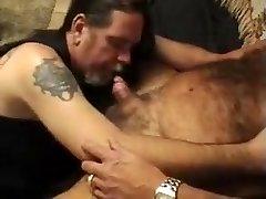 Otter gets a hot blowjob
