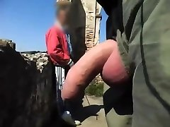 not daddy Gargling Cock in Public - dadluvr13