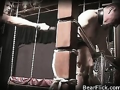 Gay cub policeman sends a painful part2
