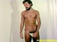 Rare Vintage Gay Bondage and Hardcore