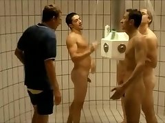 Chaps's shower room (part6): the trainer in mainstream movies (funny compil)