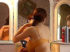 Huge tits college gal russian gal with g cup bumpers