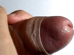 Extreme Close-up Handjob