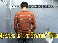 encounter in the station latrine