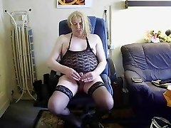 Ugly Whore CD make cum out