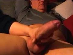 Granddad immense dick