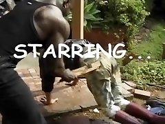 black guys rip up white boys, extreme vintage