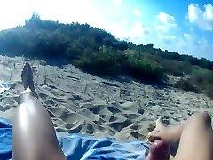 Beach hefty sausage