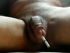 shaft insertion cigarette