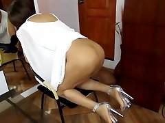 Nicole lady white dual ass fucking penetration