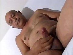 Asian senior man 124