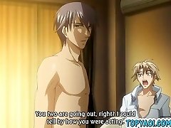 Anime Porn gay men having cock in anal romp and fu