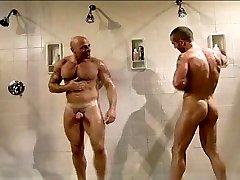Dudes showers