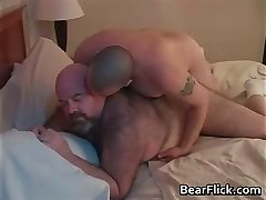 Big booty gay bears Dirk Grizzly and Chase part4