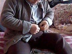 GAY chino oldman