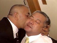 Japanese elder dude