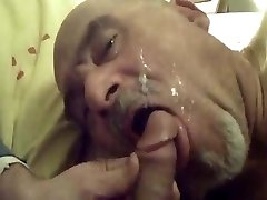 Silver not dad bear blowjob 12