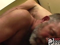 old dude plumbs a daddy