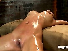 Baylee Lee is back. This super hot Asian has huge tits and a body to die for. She is tough, loud...