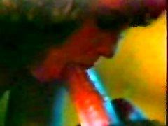 Annie Sprinkle (or Little Blowjob Annie?) Deepthroat