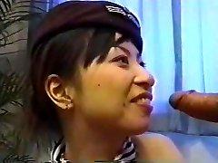 Chinese Stewardess Creampie