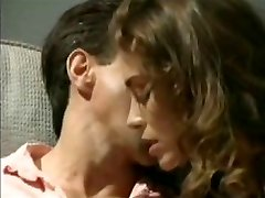 Chasey Lain boinks Peter North classic porn