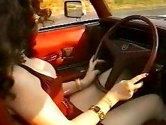 La Signora In Cadillac Col Nero Dietro TOTAL VINTAGE MOVIE