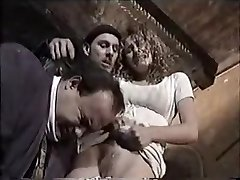 Horny First-timer vid with Cuckold, Vintage scenes