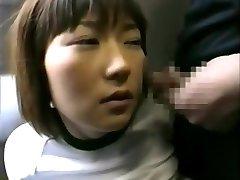 JPN Joshi Kousei Public-Bukkake Girl Vintage 4