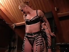 Amazing sex industry star Mistress Sheila in horny blonde, small tits hardcore video