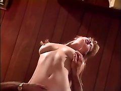 Fabulous pornstar Tiffany Mynx in super-naughty cunnilingus, hairy sex vignette