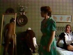 Maid for sensation.