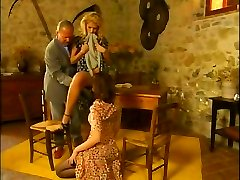 Anal threesome Angelica Horny, Jane Darling