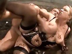 Impressive homemade Anal, Group Sex porn scene