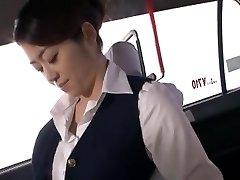 Hottest Asian woman Hikari Hino, Nao Mizuki in Exotic Antique, Car JAV clip