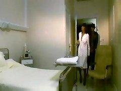 Yasmine Lafitte (HOTTTTTT) and Renata Black as nurses pounded