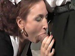 Best Brunette, Natural Tits hook-up clip