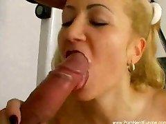 סקס על אירופה כושר