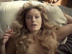 Hottest unexperienced Vintage, Celebrities adult clip